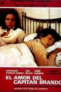 Caratula, cartel, poster o portada de El amor del capitán Brando