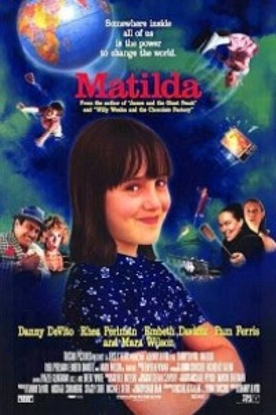 Caratula, cartel, poster o portada de Matilda