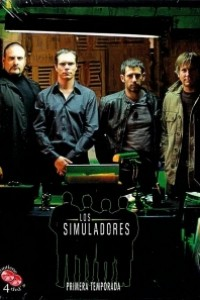 Caratula, cartel, poster o portada de Los simuladores