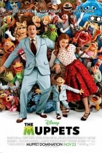 Caratula, cartel, poster o portada de Los Muppets