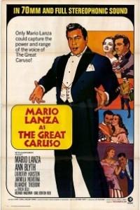 Caratula, cartel, poster o portada de El gran Caruso