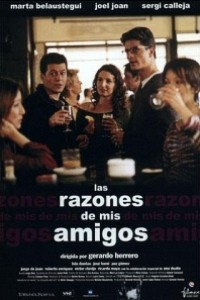 Caratula, cartel, poster o portada de Las razones de mis amigos