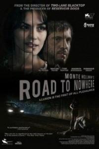 Caratula, cartel, poster o portada de Road to Nowhere