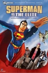Caratula, cartel, poster o portada de Superman vs. La Élite
