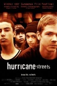 Caratula, cartel, poster o portada de Hurricane Streets