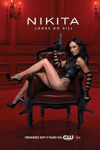 Caratula, cartel, poster o portada de Nikita