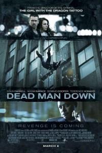 Caratula, cartel, poster o portada de La venganza del hombre muerto