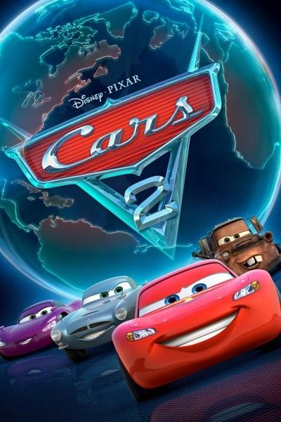 Caratula, cartel, poster o portada de Cars 2