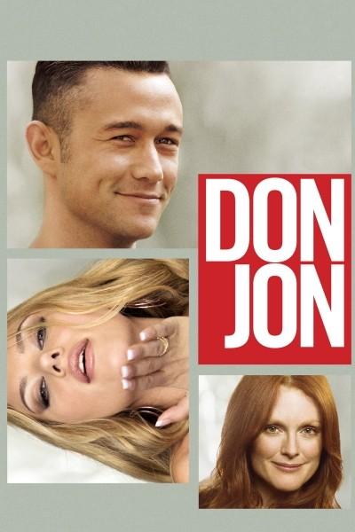 Caratula, cartel, poster o portada de Don Jon