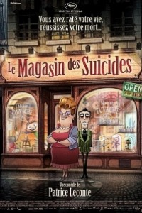 Caratula, cartel, poster o portada de The Suicide Shop