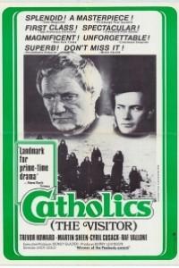 Caratula, cartel, poster o portada de Católicos