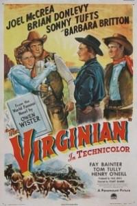 Caratula, cartel, poster o portada de El virginiano