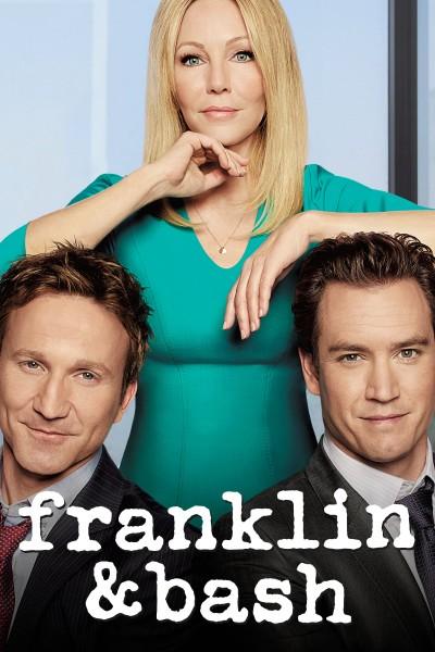 Caratula, cartel, poster o portada de Franklin & Bash