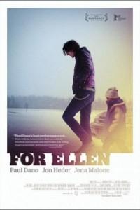 Caratula, cartel, poster o portada de For Ellen