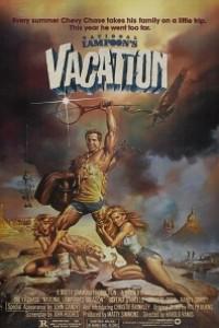 Caratula, cartel, poster o portada de Las vacaciones de una chiflada familia americana