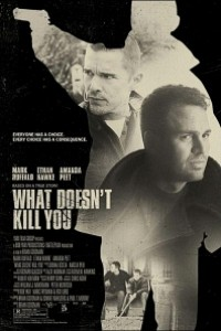 Caratula, cartel, poster o portada de What Doesn\'t Kill You