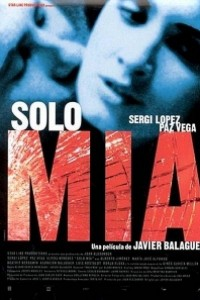 Caratula, cartel, poster o portada de Sólo mía