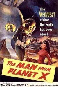 Caratula, cartel, poster o portada de El ser del planeta X