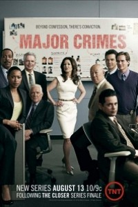 Caratula, cartel, poster o portada de Major Crimes