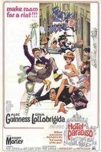 Caratula, cartel, poster o portada de Hotel Paradiso