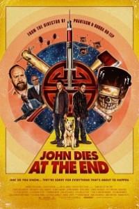 Caratula, cartel, poster o portada de John muere al final