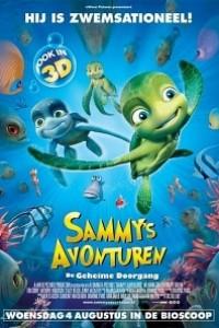 Caratula, cartel, poster o portada de Las aventuras de Sammy