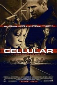 Caratula, cartel, poster o portada de Cellular