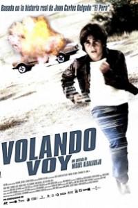 Caratula, cartel, poster o portada de Volando voy