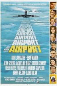 Caratula, cartel, poster o portada de Aeropuerto