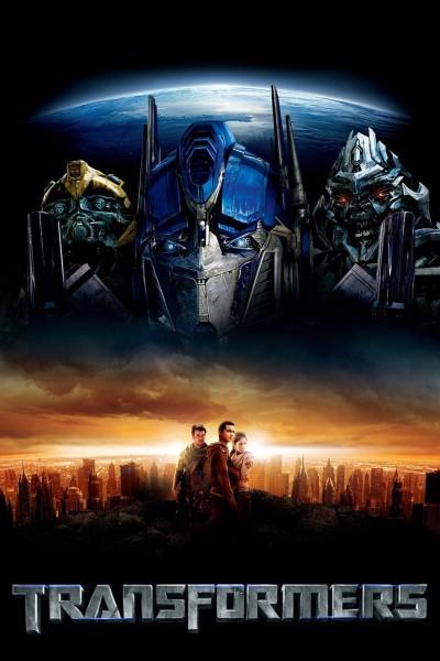 Caratula, cartel, poster o portada de Transformers