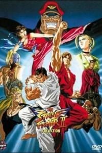 Caratula, cartel, poster o portada de Street Fighter II: V