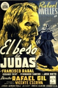 Caratula, cartel, poster o portada de El beso de Judas