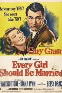 Caratula, cartel, poster o portada de En busca de marido