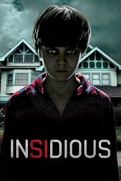 Caratula, cartel, poster o portada de Insidious