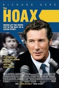 Caratula, cartel, poster o portada de La gran estafa (The Hoax)
