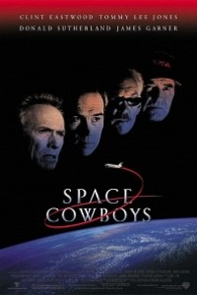 Caratula, cartel, poster o portada de Space Cowboys