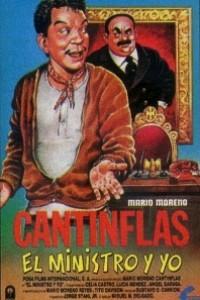 Caratula, cartel, poster o portada de El ministro y yo