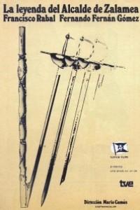 Caratula, cartel, poster o portada de La leyenda del alcalde de Zalamea