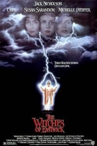 Caratula, cartel, poster o portada de Las brujas de Eastwick