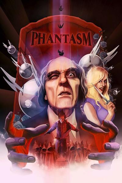 Caratula, cartel, poster o portada de Phantasma