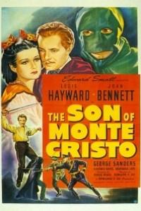 Caratula, cartel, poster o portada de El hijo de Montecristo