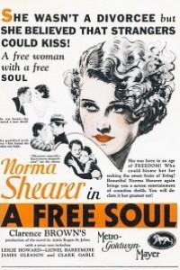 Caratula, cartel, poster o portada de Un alma libre