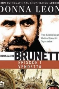 Caratula, cartel, poster o portada de Comisario Brunetti