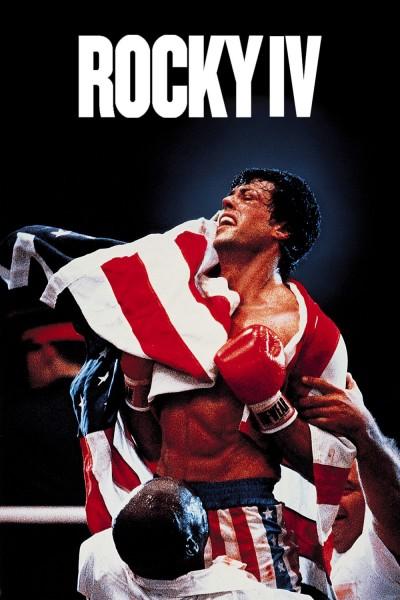 Caratula, cartel, poster o portada de Rocky IV