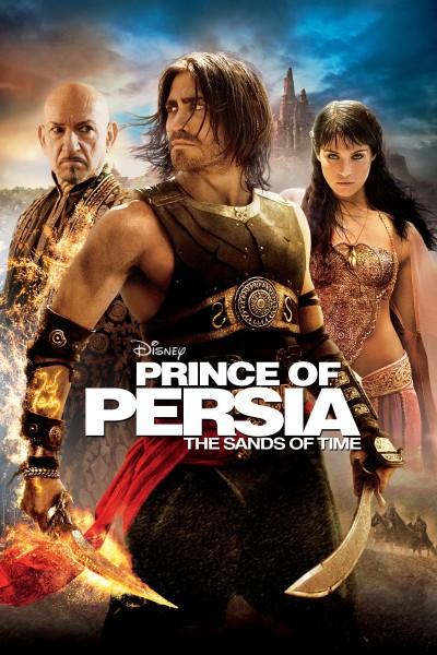 Caratula, cartel, poster o portada de Prince of Persia: Las arenas del tiempo