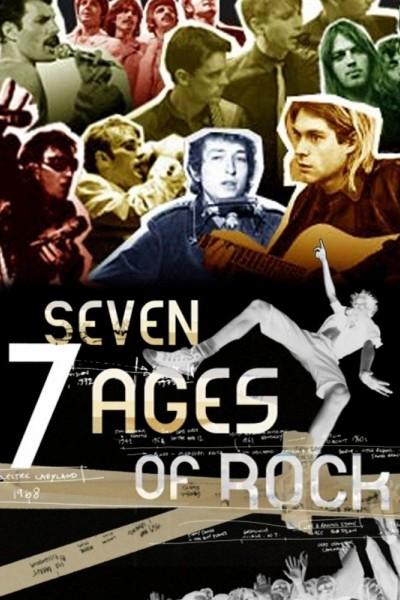 Caratula, cartel, poster o portada de Seven Ages of Rock