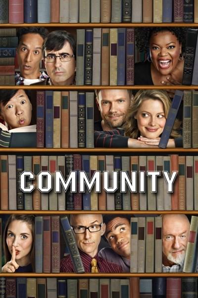 Caratula, cartel, poster o portada de Community