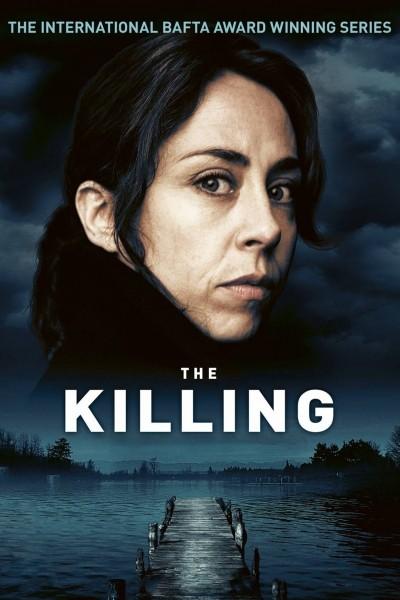 Caratula, cartel, poster o portada de The Killing: Crónica de un asesinato