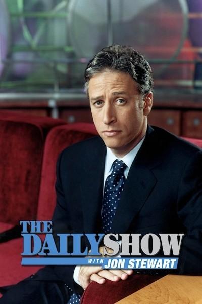 Caratula, cartel, poster o portada de Las noticias de Jon Stewart