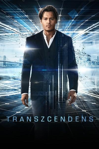 Caratula, cartel, poster o portada de Transcendence